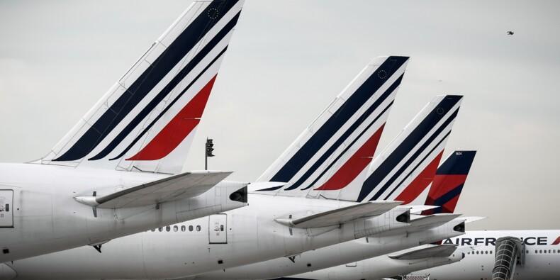 Air France: l'intersyndicale temporise