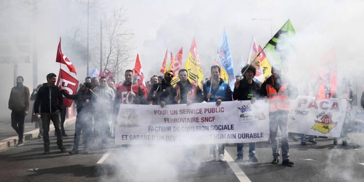 SNCF: plusieurs caisses de grève, mais des modalités et objectifs différents