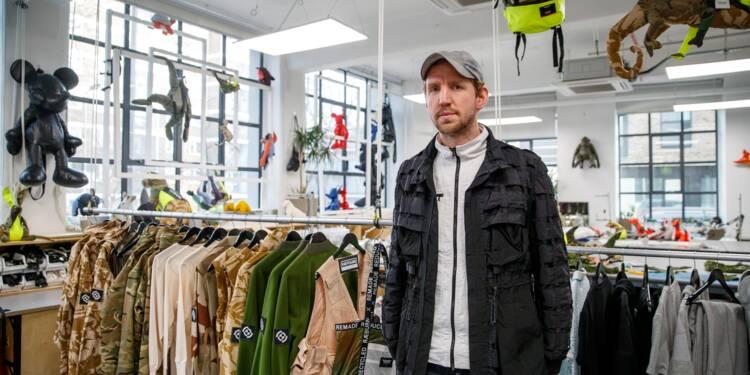 Christopher Raeburn, le crack de la mode écolo