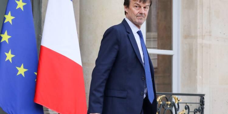 Hulot: EDF ne décide pas de la politique énergétique de la France