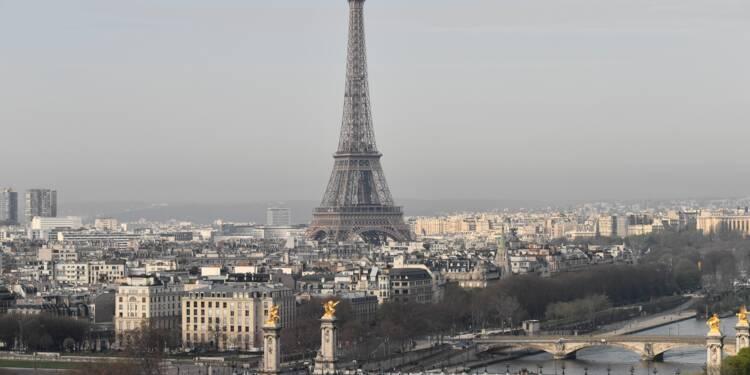 La Tour Eiffel rouvre au public après un mouvement social