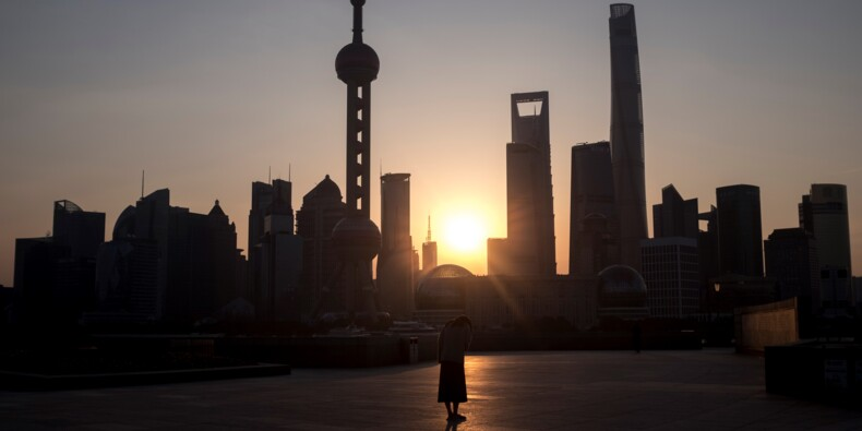 Chine: essoufflement de la croissance économique attendu au 1er trimestre
