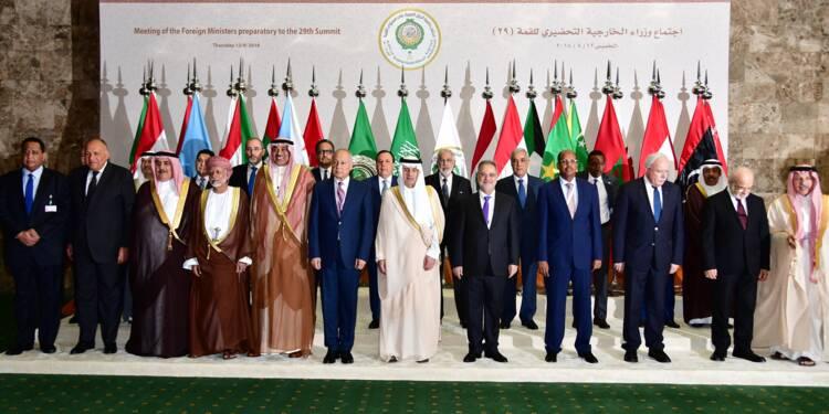 Sommet arabe 24 heures après les frappes occidentales en Syrie