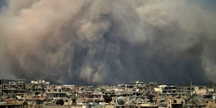 Après la Ghouta, la province de Deraa prochain objectif du régime