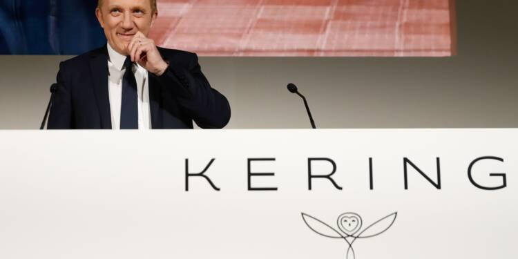 Le géant du luxe Kering visé par un contrôle fiscal