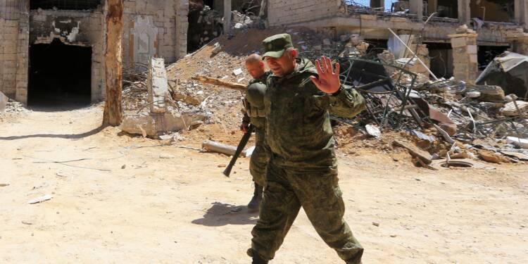 Syrie: missiles abattus, selon Damas, l'OIAC attendue à Douma mercredi