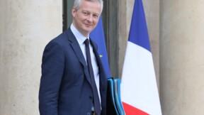 """Croissance: Le Maire met en garde contre les """"nuages à l'horizon"""""""