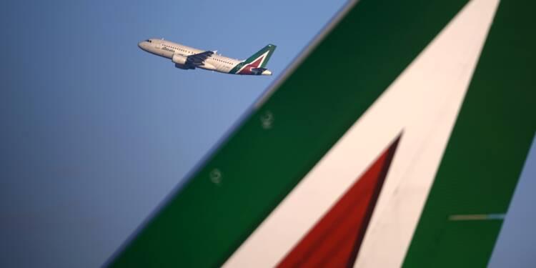 """Alitalia: """"l'offre de Lufthansa est la plus prometteuse"""" (Rome)"""