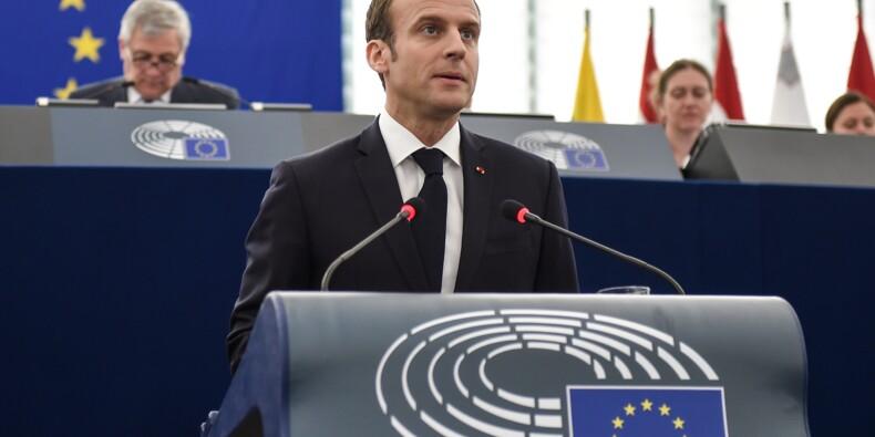 """La France """"prête à augmenter sa contribution"""" au budget européen"""