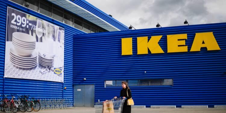 Ikea Simplante Dans Le Centre De Paris Un Tournant Pour Le