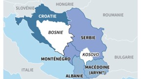 UE: Bruxelles propose d'ouvrir les négociations d'adhésion avec l'Albanie et la Macédoine