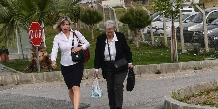Turquie: un pasteur américain réfute les accusations au début de son procès