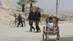 Des experts sur le lieu de l'attaque chimique présumée en Syrie