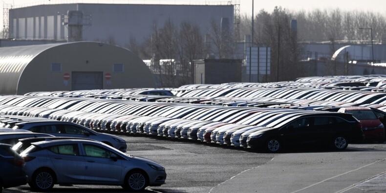 Coup de froid sur le marché automobile européen en mars