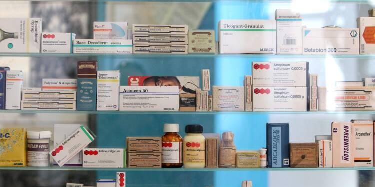 Merck KGaA cède à Procter and Gamble ses médicaments sans ordonnance