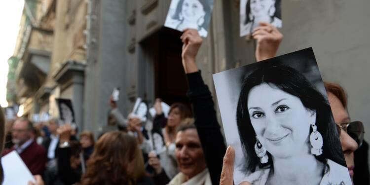 Malte: le travail de Daphne Caruana Galizia repris par 45 de ses collègues