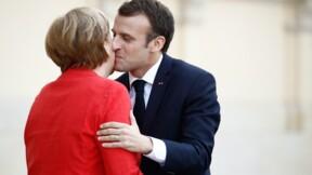 """Europe: entre Merkel et Macron le """"charme"""" menace de rompre"""