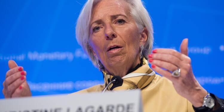 """Le FMI propose """"une plateforme"""" de dialogue pour éviter une guerre commerciale"""