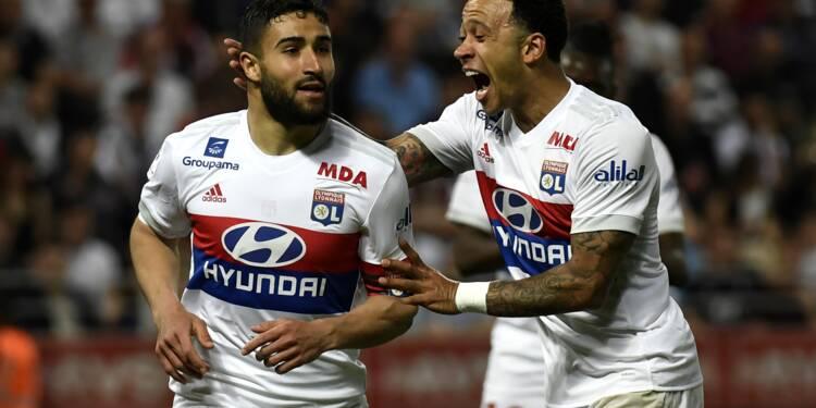 Ligue 1: Lyon garde un coup d'avance sur Marseille et talonne Monaco