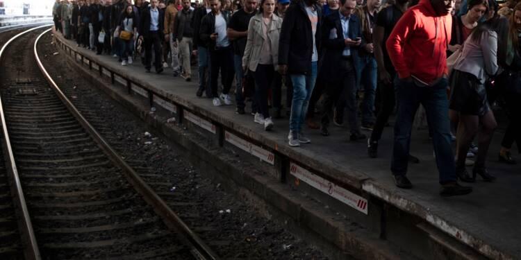 SNCF: les abonnés grandes lignes remboursés si moins d'un train sur trois a circulé