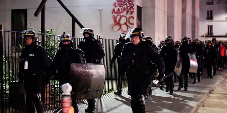 Universités: le blocage de Tolbiac levé après une intervention policière
