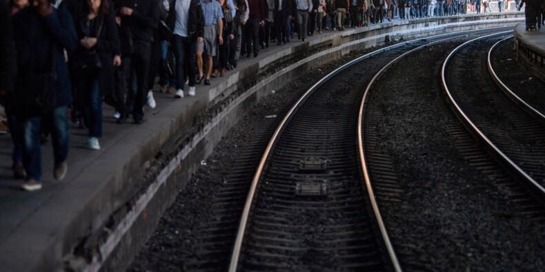 SNCF: 17,45% de grévistes, en baisse mais toujours forte mobilisation des conducteurs