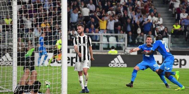 Italie: Naples éteint la Juventus et rallume le championnat