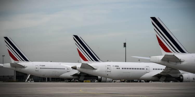 """Air France prévoit d'assurer """"près de 75%"""" des vols mardi"""