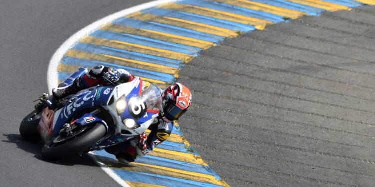 24 Heures du Mans Moto: la Honda N.5 s'impose