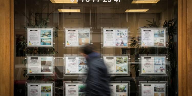 """Marché immobilier ancien: """"atterrissage en douceur"""" en vue cette année"""
