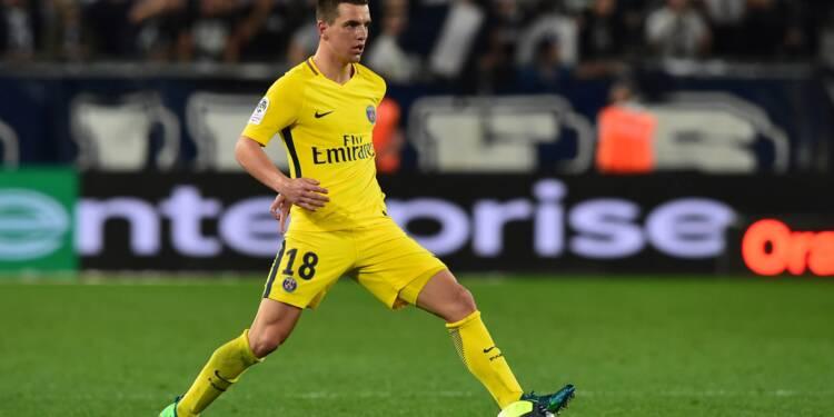 Ligue 1: le PSG en service minimum, bonne opération de Nice et Saint-Etienne pour l'Europe