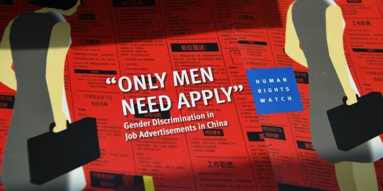 """HRW dénonce la politique des """"hommes d'abord"""" des entreprises chinoises"""