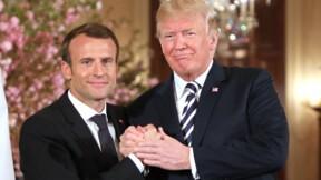 """Trump et Macron évoquent un """"nouvel accord"""" avec l'Iran"""