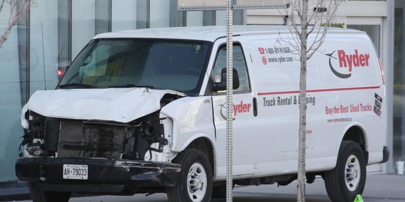 Toronto: une majorité de femmes parmi les victimes du chauffeur de la camionnette