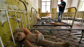 """En Ukraine, le tourisme """"nucléaire"""" est en plein essor"""