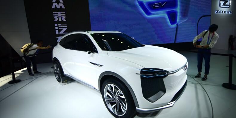 Salon auto de Pékin: le SUV toujours roi, l'électrique en vedette