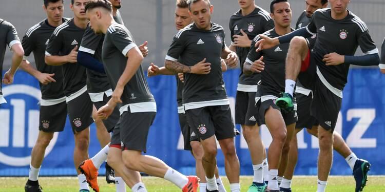 Ligue des champions: Bayern-Real, deux géants à la loupe