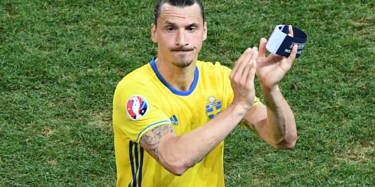 La fédération suédoise met les choses au clair: pas d'Ibrahimovic au Mondial en Russie
