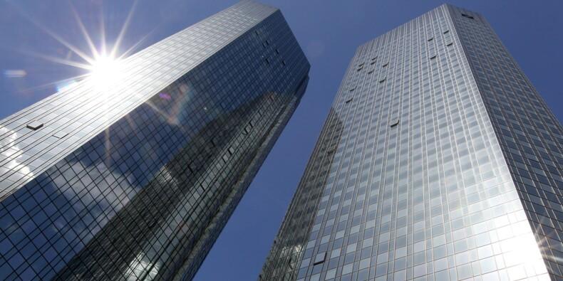 Deutsche Bank taille dans sa branche d'investissement pour survivre