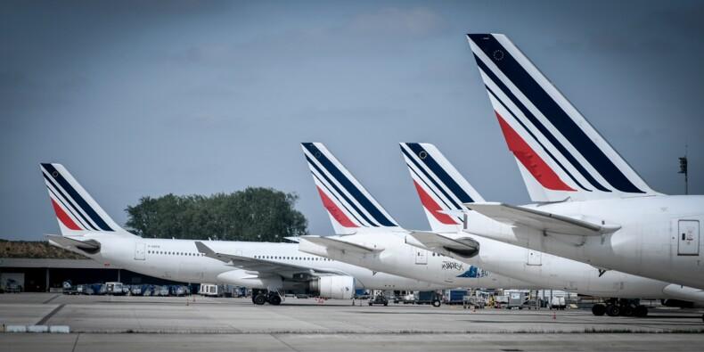 La crise chez Air France-KLM lève le tabou de la présence de l'Etat à son capital
