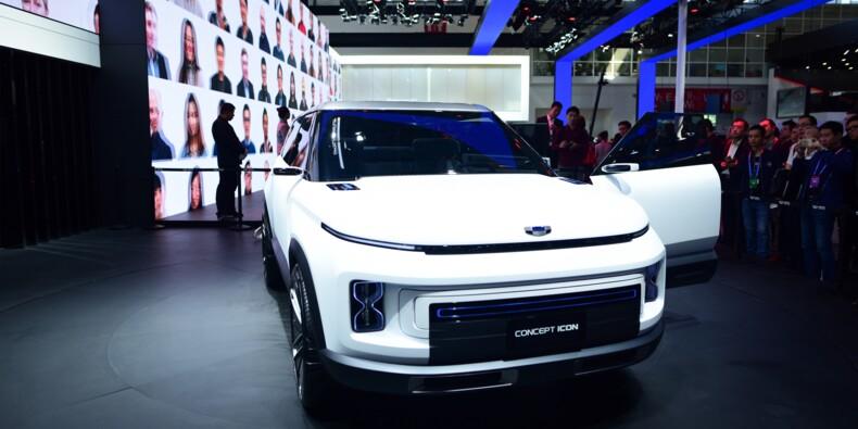 Avec Geely, l'automobile chinoise affiche ses ambitions mondiales