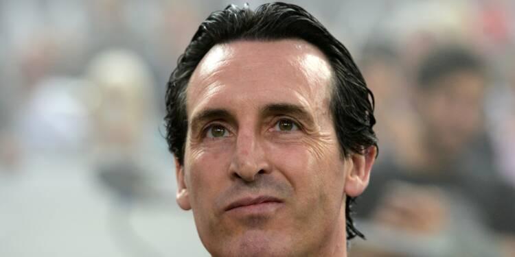 PSG: Emery et Paris, c'est officiellement fini