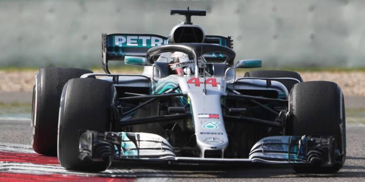 GP d'Azerbaïdjan: Hamilton enfin en reconquête?