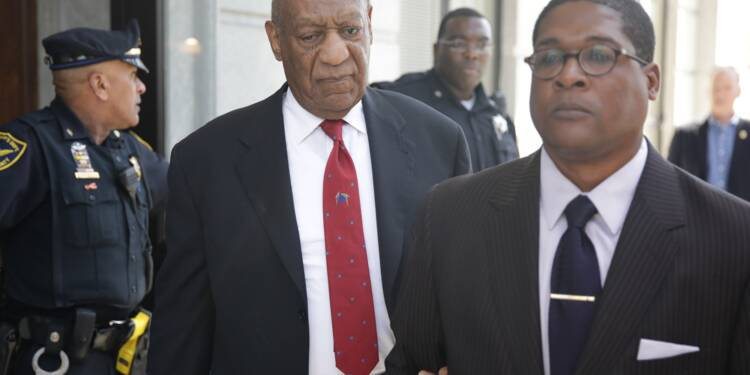 Bill Cosby coupable d'agression sexuelle, le premier verdict #MeToo