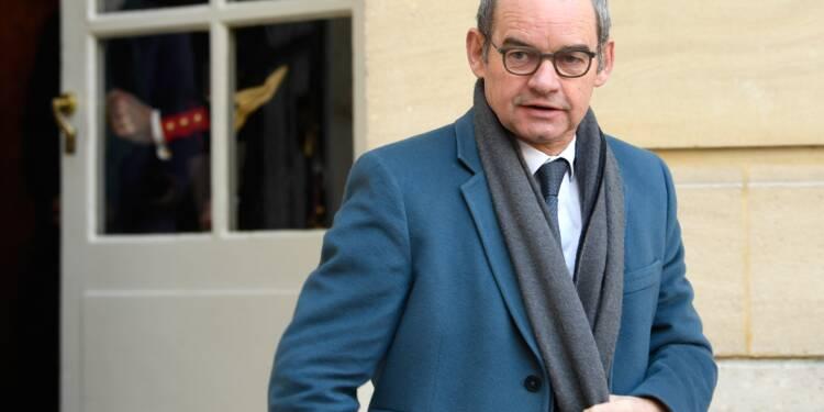 La compétitivité du ferroviaire en danger, selon le patron de SNCF Réseau