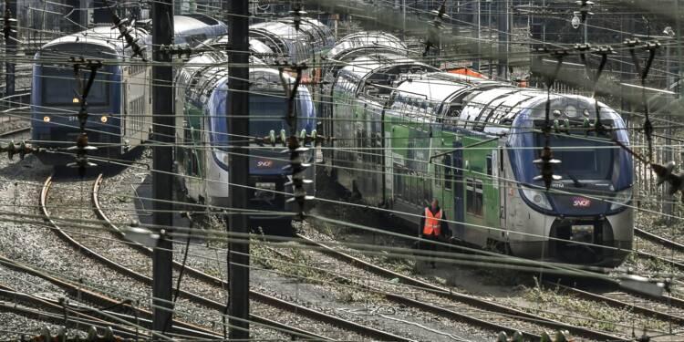 SNCF: un TGV et un Transilien sur deux, deux TER sur cinq jeudi