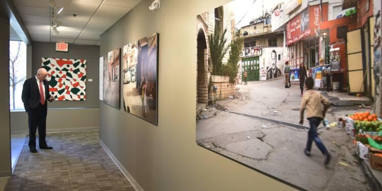 Etats-Unis: un musée d'art palestinien espère changer les mentalités