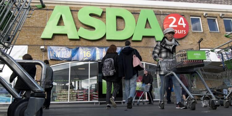 Distribution: Sainsbury en discussion avec Walmart pour le rachat d'Asda