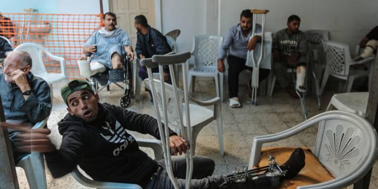 Face aux manifestations à Gaza, l'usage des armes israéliennes dans le collimateur
