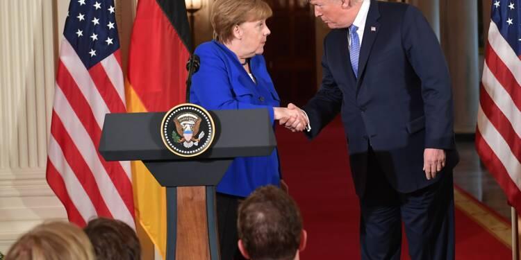 Trump fait peser l'épée de Damoclès des tarifs sur ses alliés